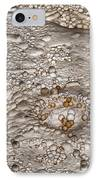 Cave Pearls IPhone Case by Melany Sarafis