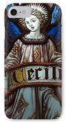 Cecilia IPhone Case by Ed Weidman