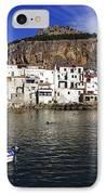 Cefalu - Sicily IPhone Case by Stefano Senise