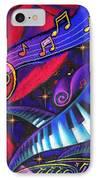 Celebration IPhone Case by Leon Zernitsky