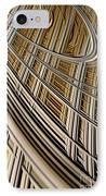 Celestial Harp IPhone Case by John Edwards