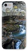 Central Cascade IPhone Case by Frozen in Time Fine Art Photography