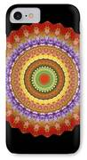 Chakra Spin IPhone Case