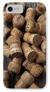 Champagne Corks IPhone Case