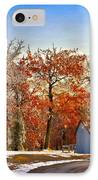 Change Of Seasons IPhone Case by Lois Bryan