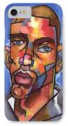 Channing IPhone Case by Douglas Simonson