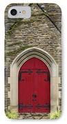 Chapel - D003211 IPhone Case by Daniel Dempster