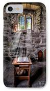 Chapel Light IPhone Case by Adrian Evans
