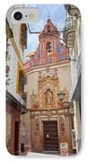 Chapel Of St. Joseph Of Seville IPhone Case by Artur Bogacki