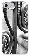 Charleston Iron Works II IPhone Case