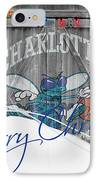 Charlotte Hornets IPhone Case
