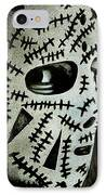Cheevers IPhone Case by Marlon Huynh