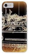 Chevy Glow IPhone Case by Bobbee Rickard