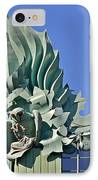 Chicago - Harold Washington Library IPhone Case by Christine Till