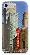 Chicago Theatre - This Theater Exudes Class IPhone Case