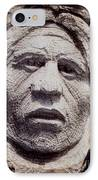 Chief-santana IPhone Case