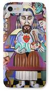 Childern A Gift From God IPhone Case by Anthony Falbo