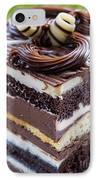 Chocolate Temptation IPhone Case by Edward Fielding