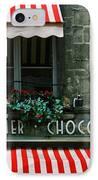 Chocolatier IPhone Case by Georgia Fowler