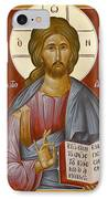 Christ The Light-giver IPhone Case
