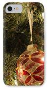 Christmas Cheer IPhone Case by Luke Moore
