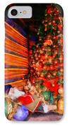 Christmas Tree IPhone Case by George Rossidis