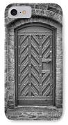 Church Door 02 IPhone Case