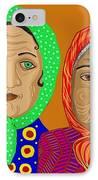 Church Ladies IPhone Case