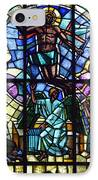Church Window IPhone Case by Tommytechno Sweden