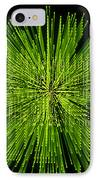 Circuit Zoom IPhone Case by Jerry McElroy