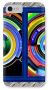 Circulation IPhone Case by Wendy J St Christopher