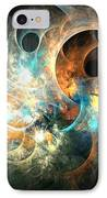Cirrostratus IPhone Case by Kim Sy Ok
