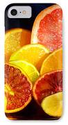 Citrus Season IPhone Case by Anastasia Savage Ealy
