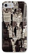 City Shadow IPhone Case