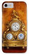 Clockmaker - Anyone Have The Time IPhone Case