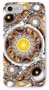Clockwork IPhone Case