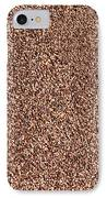 Coarse Grained Texture IPhone Case by Alexander Senin