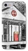 Coca Cola In The Country IPhone Case