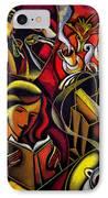 Coffee Break IPhone Case by Leon Zernitsky