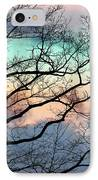 Cold Hearted Bliss IPhone Case by Christina Rollo