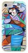 Color In Motion IPhone Case