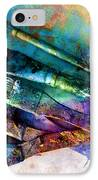 Color Your World IPhone Case by Ann Powell