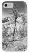 Colorado Backcountry Autumn View Bw IPhone Case by James BO  Insogna