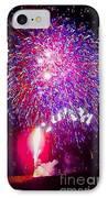 Colorado Fireworks  IPhone Case