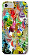 Colorful Glass Drops IPhone Case