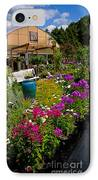 Colorful Greenhouse IPhone Case by Amy Cicconi