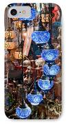 Colorful Traditional Turkish Lights  IPhone Case
