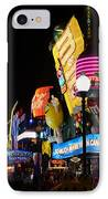 Colors Of Las Vegas IPhone Case by RicardMN Photography