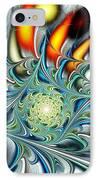 Colors Of The Spirit IPhone Case by Anastasiya Malakhova
