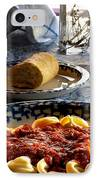 Come Dine IPhone Case by Camille Lopez